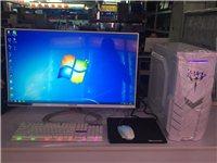 出售二手电脑、联想办公电脑、游戏台式机、...