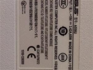 华硕A556U   1500出售