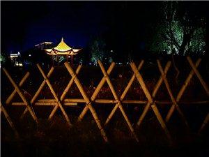 龙翔广场夜景