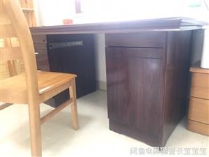 老板桌,写字台,九成新,买来没有用,尺寸...