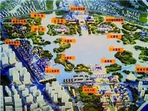 兴汉新区核心区规划图