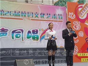 南部县第二小学第26届校园文化艺术节开幕