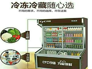 CFC冷链共享冷柜