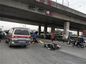 长和公路发生一起交通事故