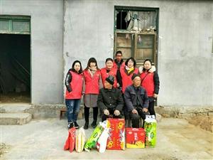 二零一七[021]回访看望凤山村贫困孤寡