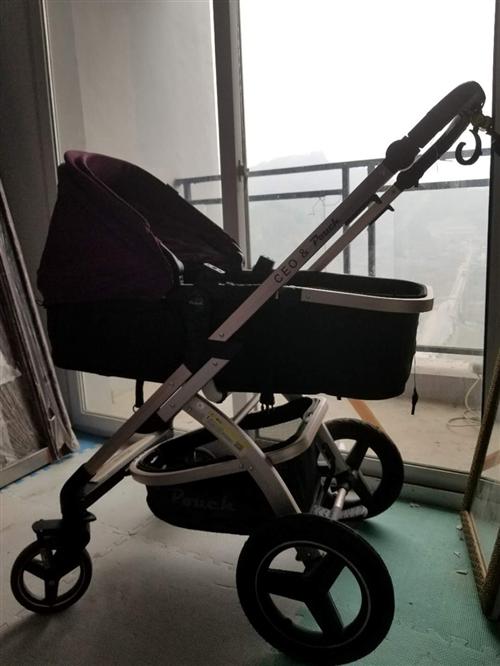 豪华婴儿车,婴儿吃饭椅,学步车全九成新因...
