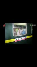 """最长旅客列车""""鹰潭-喀什""""列车首发"""