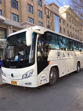 丝路畅游汽车租赁大型旅游客车