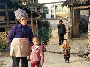 正大喇叭村的奶奶说的一句话: