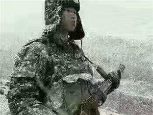 军人才是万众的平安果