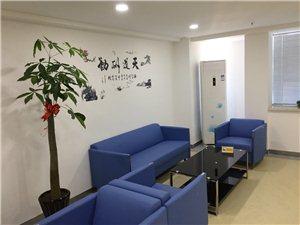 梅河口中公教育免費公益自習室,圖書區
