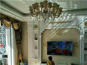 金沙水岸4室2厅2卫88万元豪华装修