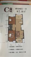 安国市花园洋房,均价4300两居三居均