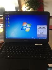 戴尔笔记本,cpui3 2330m 双核四线程。4g高速运行内存,1000g硬盘14寸的屏幕,高端大...