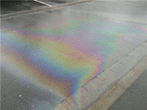 快看,我拍到了彩虹~