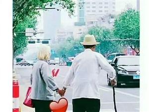 老了,这才是真正的爱情。