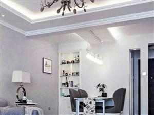 时尚精致的浪漫空间、110平混搭风格二居室(图片)