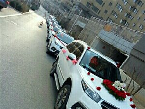 建平县瑞虎3婚礼车队 承接 县内· 乡下婚车服务