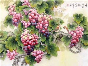 画家张容老师的作品,1522983935