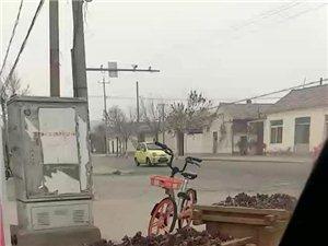 车都骑到村里来了