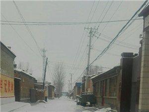 2018冬季第一场美景~瑞雪兆丰年!