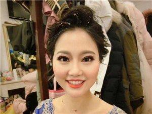 承接武漢,孝感,應城區域的新娘造型跟妝,公司年會等