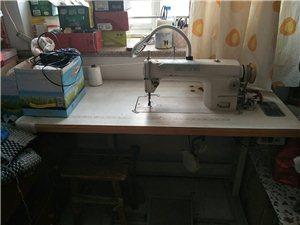 出售电动缝纫机一台850元,可以小刀,电