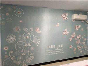 专业贴壁纸壁画玻璃纸电话17660599
