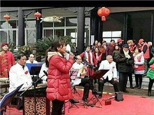 枝江三佛寺团年宴