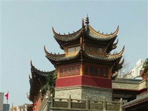 合肥淮河路步行街很漂亮