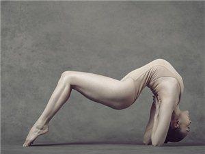 人体曲线柔术最美!