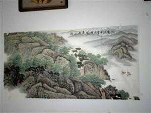 最新作品,亲民的价格,希望山水画收藏的朋