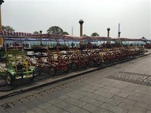 超豪华款观光自行车转让,共有4种款式,看中那辆拿哪辆,价格面谈17738193897
