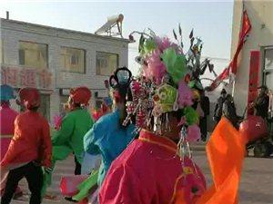 章吉营子村秧歌队欢欢欣喜闹元宵
