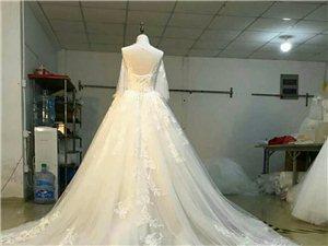 穿自己的婚纱,嫁自己的幸福。