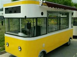 我公司专业生产流动小吃车