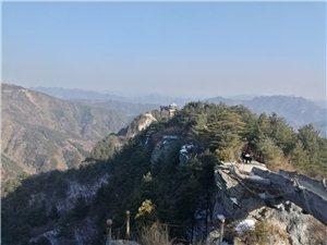 抱犊寨应该是栾川最大的景区吧