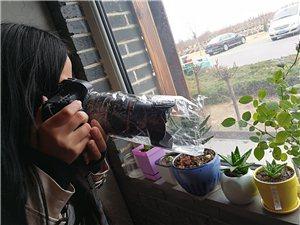 美女摄影师的自制摄影神器