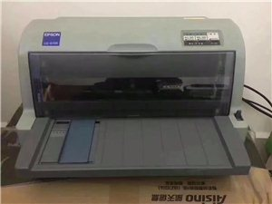 税票打印机(针式打印机)出售,免费安装税控盘,金税盘软件,培训开票