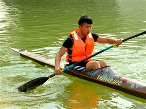汉中水上运动