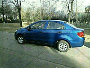 急出一个2013年购蓝色13款手动档蓝色雪佛兰新赛欧1.2三厢时尚版,上下班代步,行驶1.3万公里,