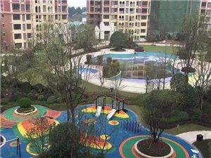 欧城联邦美美哒!不得不说欧城联邦的儿童乐园游泳池等都非常漂亮