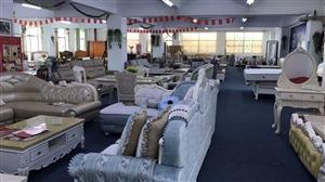 买家私请到大亚湾富欣家具工厂展厅对比一下再做决定
