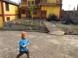 镇雄林口湾子苗寨,新农村建设的样板