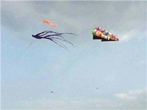 全家出动风筝节,只为一场风筝梦!3月31日至4月1日广汉时光小镇