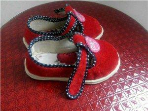 婴儿小布鞋,透气吸汗,华东东区纯手工定做