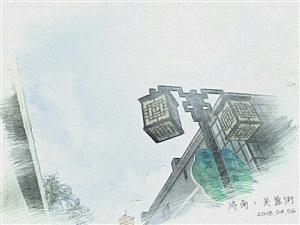 《济南印象》清明时节的济南,绿水青山