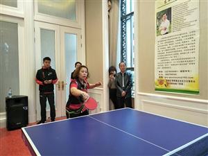 4月6日,咸阳恒大帝景铂金会所第二届兵乓球大赛圆满成功