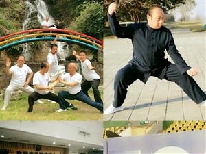 4月15日临潼太极研习会在鸣犊泉公园举办年会