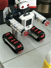 这是小机器人吗?